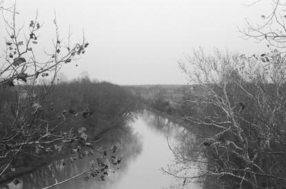 Wabash River near Huntington, IN.