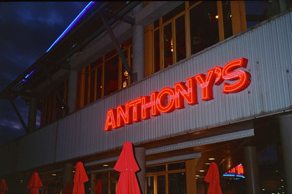 Anthony's Bar and Grill in Seattle, WA.