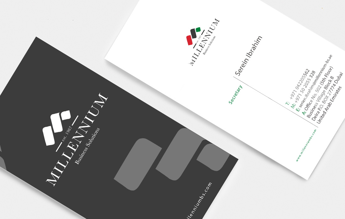 Millennium-Solutions-Business-Cards