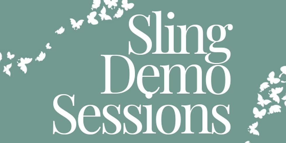 Sling Demo Session