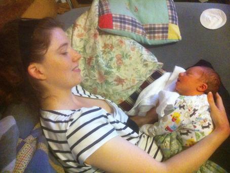 Returning to Education as a Breastfeeding Mum