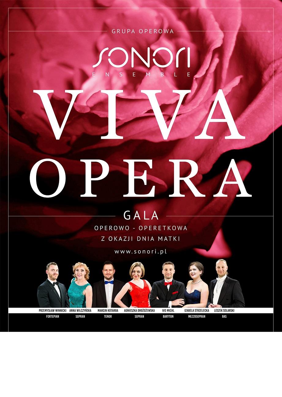 plakat Viva Opera 2019