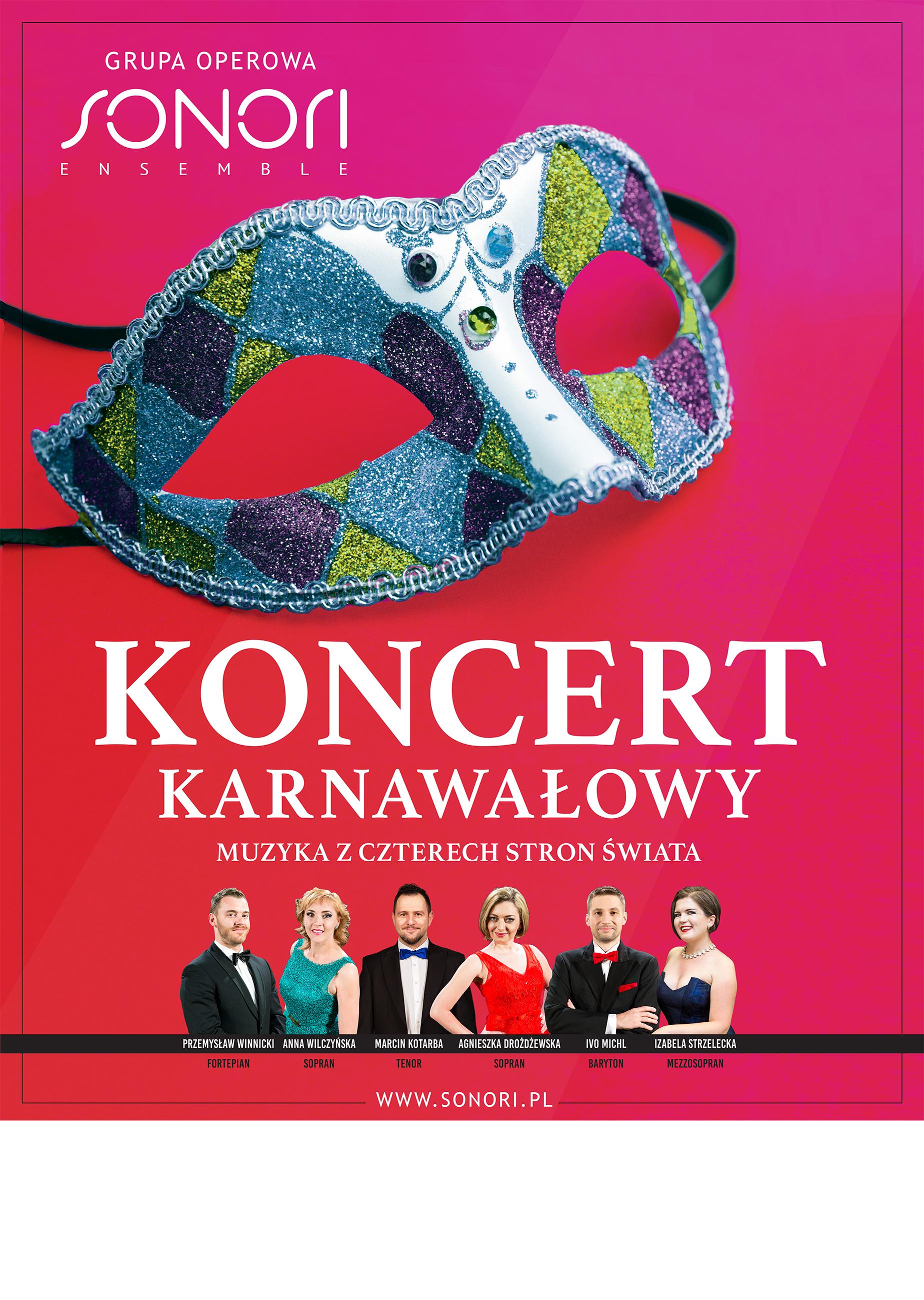 plakat Karnawal