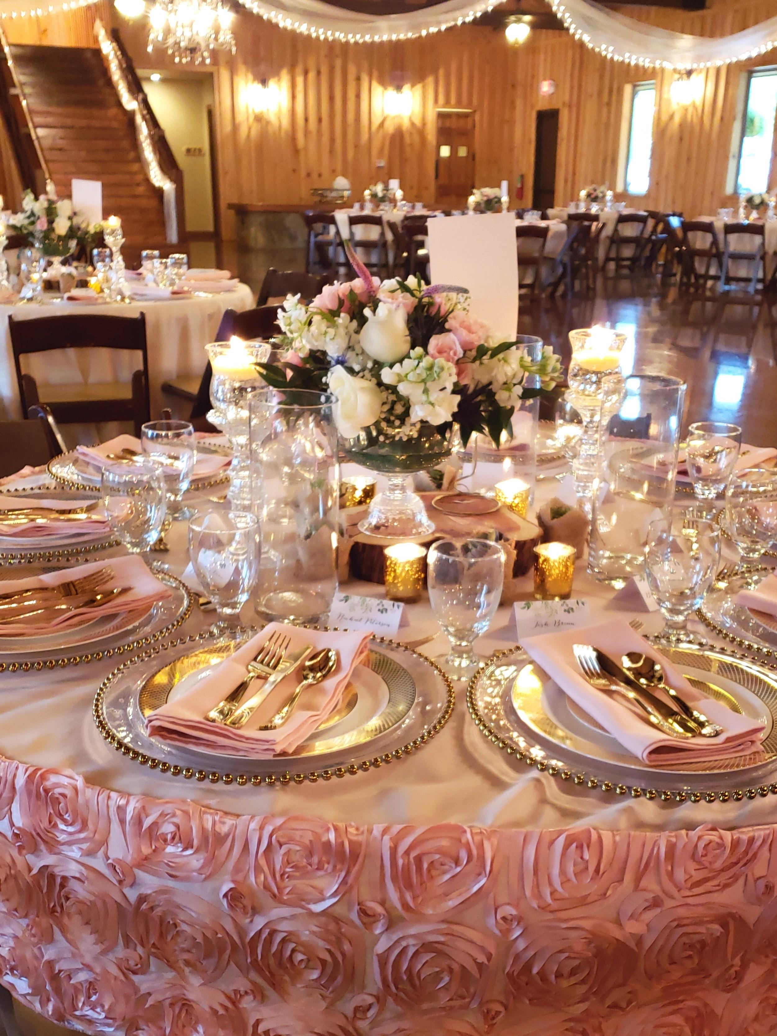 Wedding Styling & Management  - Deposit