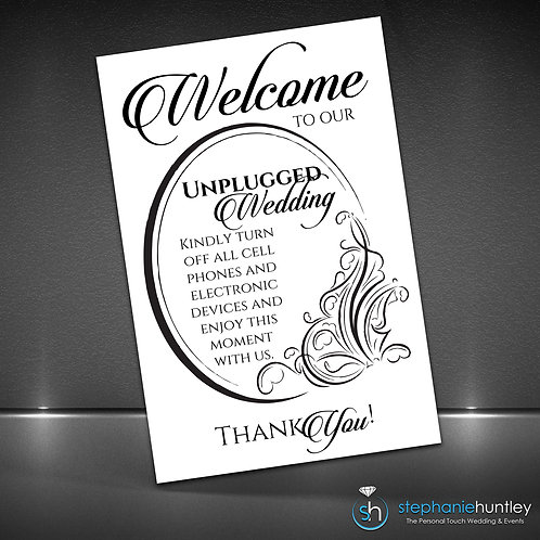 Unplugged Card 001