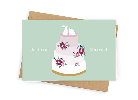 Just got married, mint