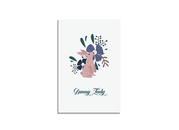 Bunny lady