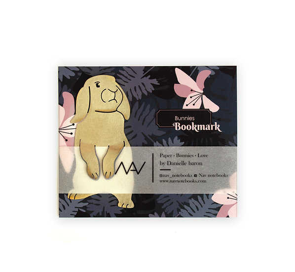 Bunnies Bookmark