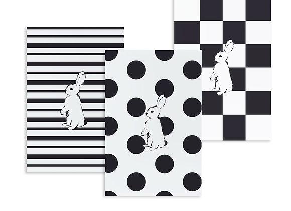 Black&White Graphic Shapes