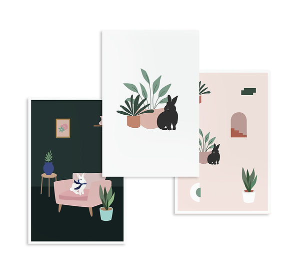 Plants and elemetns