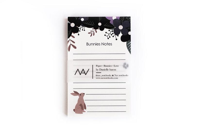 Pink Bunnies Notes