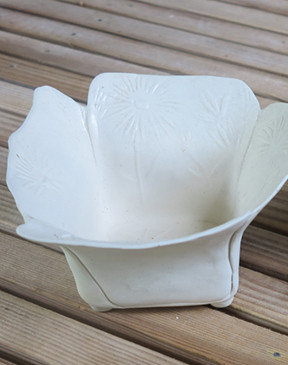 Molded Flower Pot