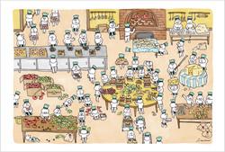 ハンバーガーキッチン