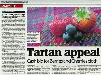 Blairgowrie Berries & Cherries