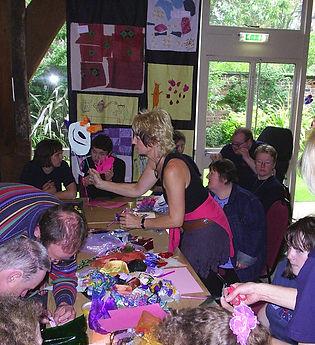 Tithe Barn 6th - Oct 2005 22.jpg