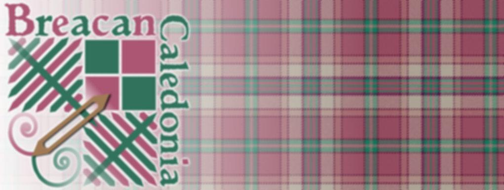 Tartan Caledonia Logo & Banner