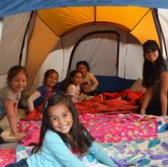 Camp en la Escuela