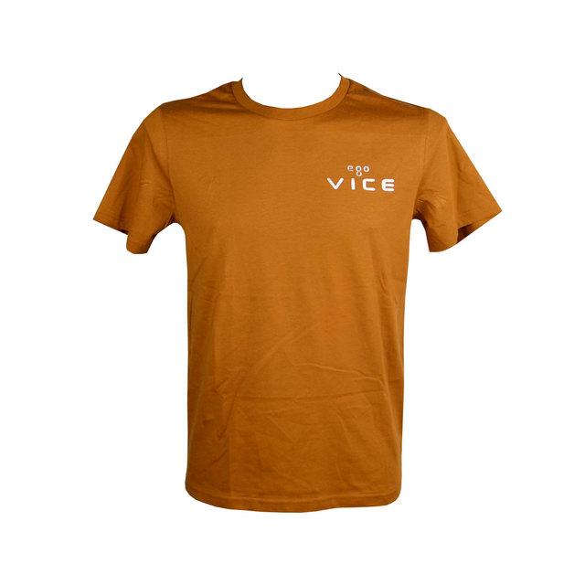 Mens Creator Iconic T-shirt - Roasted Orange