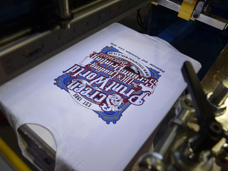 Screen Printing | Outdated or in it's prime?