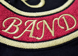 Band Embroidery