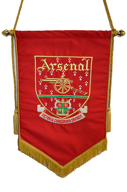 Arsenal Embroidered Pennant