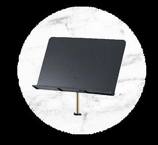 Hard Board Stand