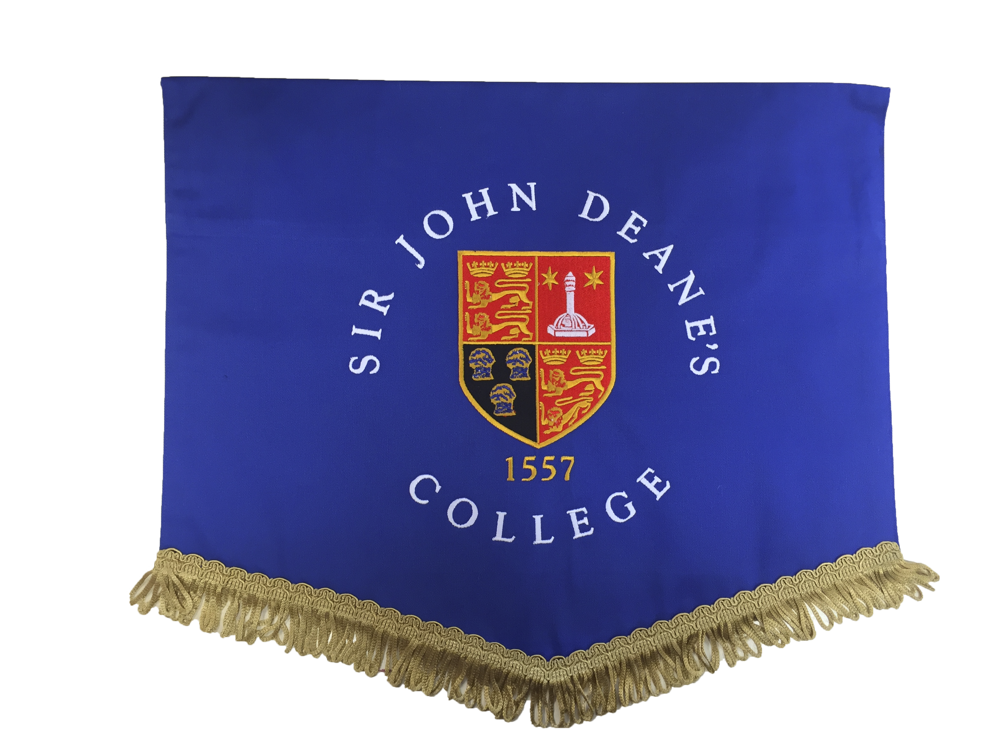 College Band Banner