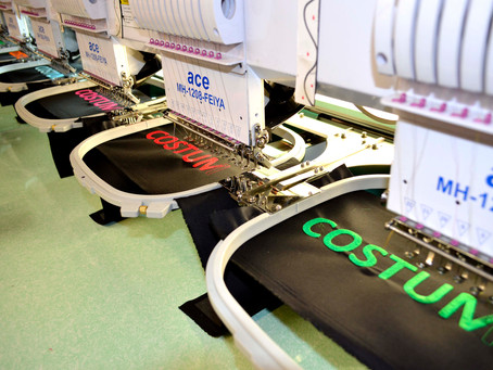 Why should you choose embroidery?