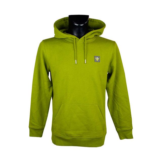 Mens Cruiser Iconic Hoodie Sweatshirt - Moss Green