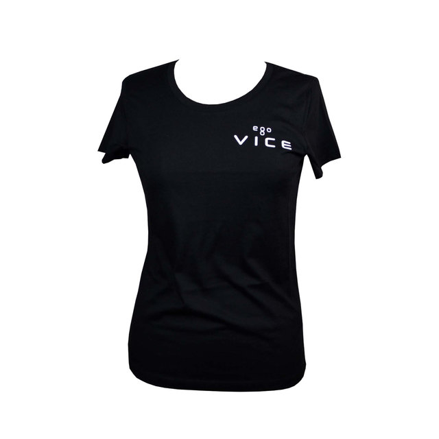 Ladies Expresser Iconic Fitted T-shirt - Black