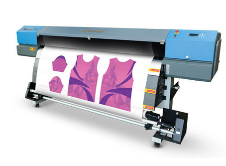 What's the difference between sublimation printing & screen printing?