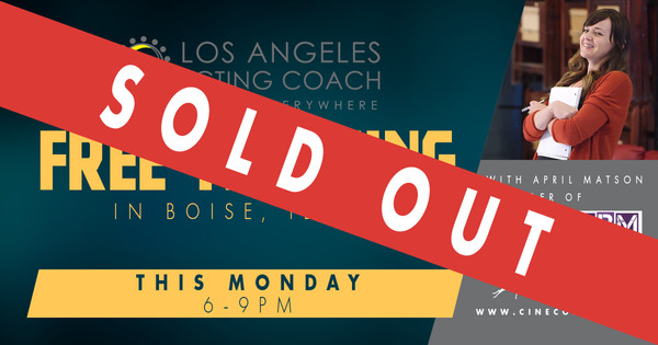 LA Coach Graphic 1_CineCorps Promo_SOLD