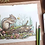 Thumbnail: Postcard Curious Squirrel - watercolor