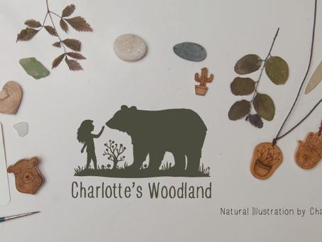 Logo Charlotte's Woodland