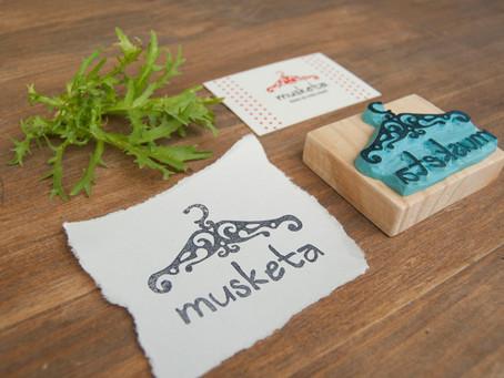 Stamp Musketa