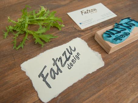 Stamp Fazzu design