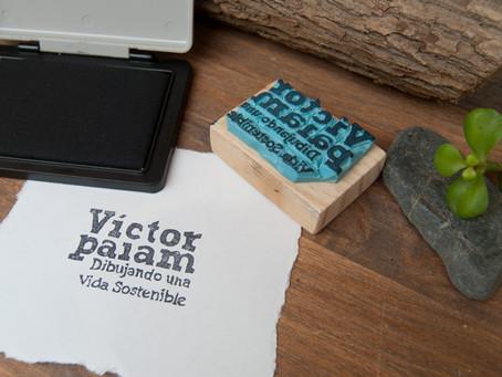 Stamp Víctor Paiam