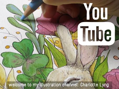 My illustration channel