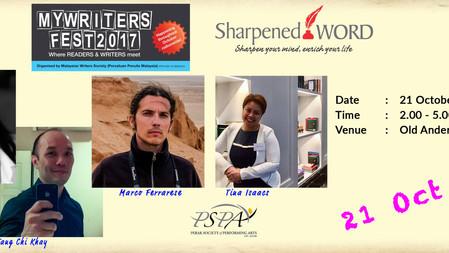 Sharpened Word - October 2017