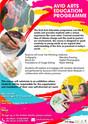 Avid Arts Education Programme