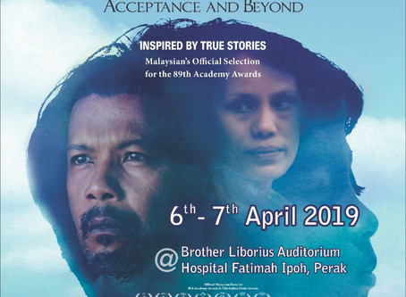 Ipoh Fine Arts Society : Rehda - Acceptance and Beyond