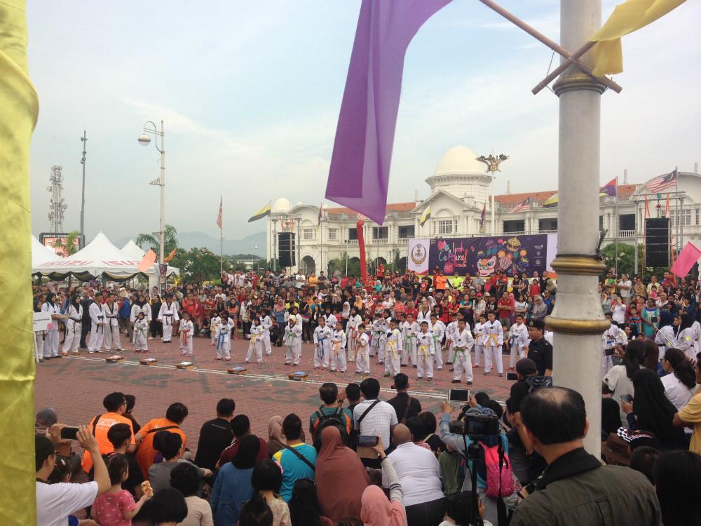 Persatuan Taekwondo Perak