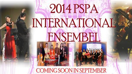 "2014 PSPA International Ensemble  ""Stringendo"""