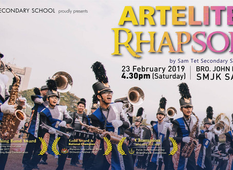"""Artelites Rhapsody"" by Sam Tet Brass Band"