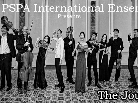 2015 PSPA International Ensemble - The Journey