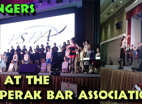 PSPA Singers Performance At - The Perak Bar Association 2013