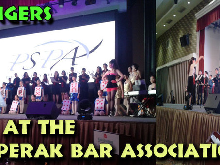 PSPA Singers Performance At - The Perak Bar Association 2013
