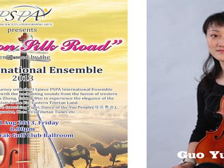 "PSPA International Ensemble ""Mozart on Silk Road"" - Guo Yuwen"