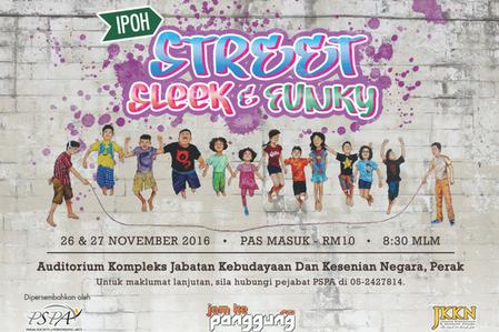 Ipoh : Street, Sleek & Funky