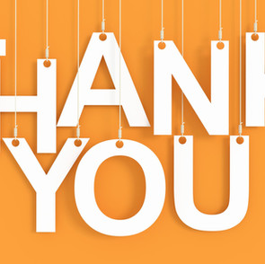 A BIG Thank You from Sharpened Word
